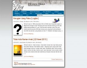 Baca Buku Versi Mobile [ Wp Themes ]