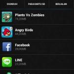 Perbesar Memory Internal Yang Terbatas Pada Android Dengan Link2SD