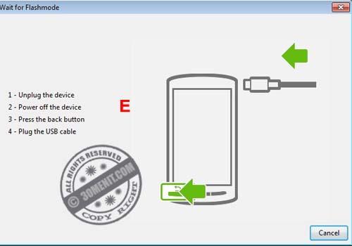 Offline Flashing Sony Dengan Flashtool | Blog 30 M3niT