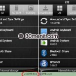 Xperian Z Style Custom ROM for Xperia X10 Mini (E10i)