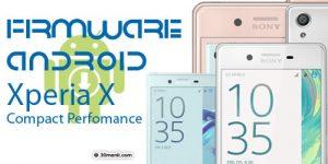 [FW] Xperia X Compact Performance Original Firmware