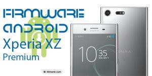 [FW] Xperia XZ Premium Original Firmware