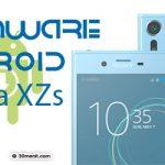 [FW] Xperia XZs Original Firmware